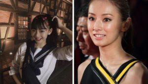 日本甜美女高一生貌似「北川景子」 戒甜食减5公斤逆转夺冠