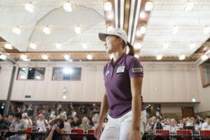 高尔夫大满贯冠军涩野称希望获奥运金牌