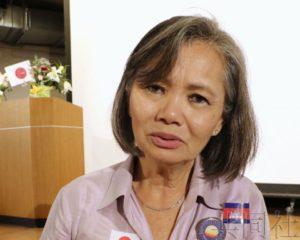 柬埔寨原在野党副主席呼吁日本制止现政府镇压