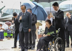 广岛泥石流灾害发生五年 灾区不忘教训加强防灾建设