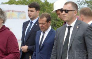 详讯:俄总理访问北方四岛中的择捉岛