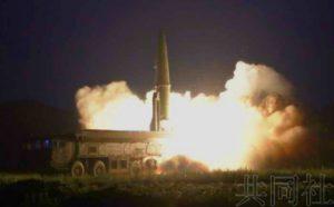 详讯:朝鲜发射2枚飞行物 或在美方容忍下提高性能