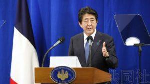 详讯:安倍明确表示9月将改组内阁