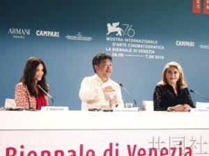 是枝裕和新片《真实》成为威尼斯电影节开幕作品
