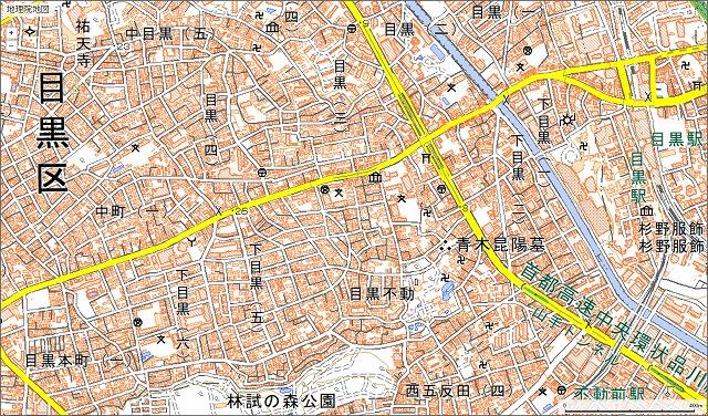 目黒駅から徒歩15分に●●場!?(東京都目黒区)【連載:アキラの着目】