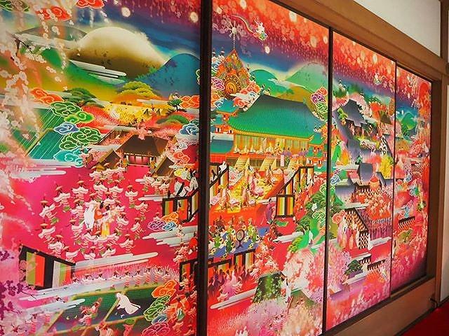 はねず色の眩い襖絵、小野小町縁の随心院(京都市山科区)【連載:アキラの着目】