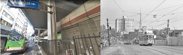 東京都港区西麻布の今昔