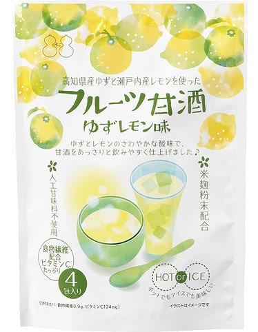 マンゴー味、ゆずレモン味もあり、フルーツ甘酒【連載:アキラの着目】