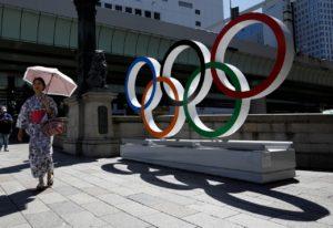 东京奥运设施发生意外一工人怀疑中暑身亡