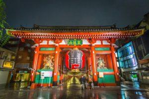 推荐夜生活:夜间更美的东京景点