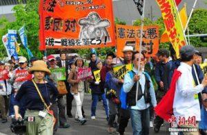 """日本新一届内阁""""大换血"""",安倍欲排除阻力加速修宪?"""