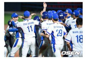 U18日本队哭了韩国队10局戏剧性逆转胜