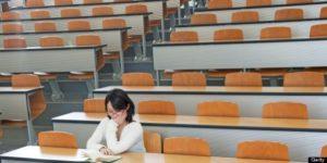 OECD调查显示日本教育公共支出连续3年垫底