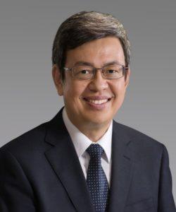 副总统接见日本「神奈川县日华亲善协会」名誉会长