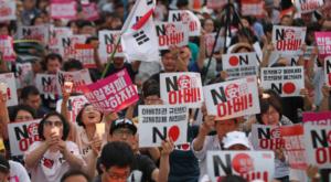 南韩消费者抵制日本啤酒8月进口额惨跌97%