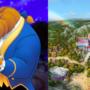 东京迪士尼「美女与野兽园区」明年4/15开幕!30公尺高城堡、大型茶杯进入卡通经典场景