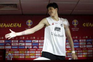 世篮赛╱史上最强日本队?渡边雄太:结束才知