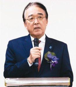 日本驻台代表传将换人