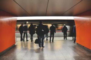 PM2.5 过高!各国捷运、地铁地下月台普遍如此