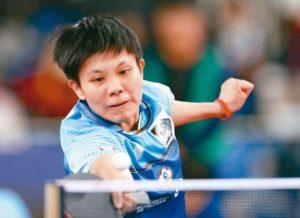 桌球亚锦赛/天才少年、少女挡道陈建安、郑怡静单打止步