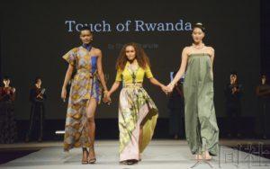 日本学生主办非洲时装展 欲改变年轻人看法