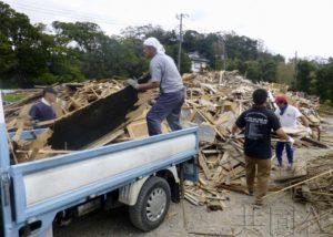 千叶县大范围停电持续一周 仍有8万户未恢复