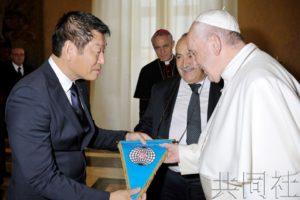 IOC日本委员期待罗马教皇访日发出和平讯息