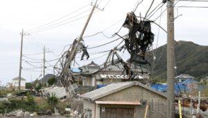 千叶县停电地区迎来首个周末 志愿者开始活动