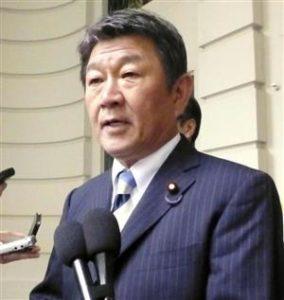 快讯:日外相称美国对日本车不发动追加关税