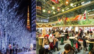 2019年11月起抢先前往「六本木之丘圣诞嘉年华」感受东京浓厚圣诞气息