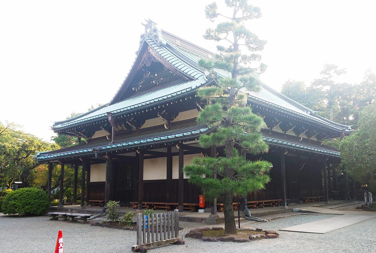 豪徳寺仏殿