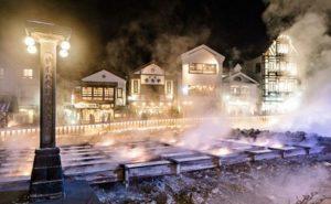冬天就是「泡温泉」的季节!