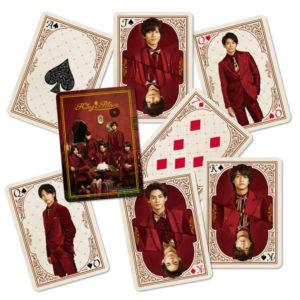 「King & Prince」7-11限定扑克牌