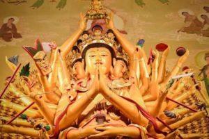 佛教常识丨称念观世音菩萨圣号具有哪些功德?
