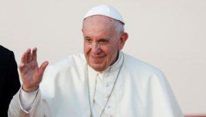 罗马教皇将访问日本核爆受害地呼吁废核