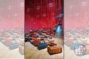 倒数计时!东京今年最厉害的展览快到六本木去看塩田千春