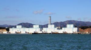 福岛核事故去污废弃物被洪水冲入河中