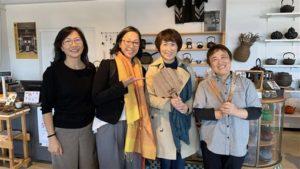 饶庆铃参访日本百年铸铁文化盼促产业合作