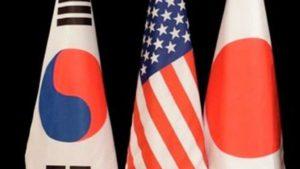 日美韩武官最高领导会谈 11月或将举行防长会谈
