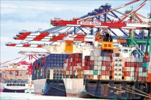 美中贸易抑低各国出口动能经部:台出口减幅低于日韩