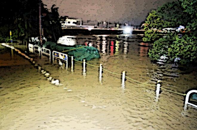 台風19号、東海・関東・東北猛襲、河川氾濫等引き起こす【連載:アキラの着目】
