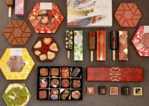 和风华丽甜点工艺Chocolat BEL AMER京都别邸秋冬新品绝美惊艳!