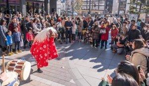 东京晴空街道「初空」系列新年活动