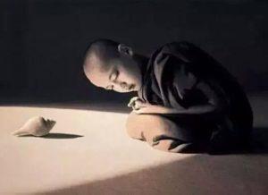 佛的理念,其实就是走向快乐的良药