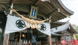 逛逛在地神社!根室金刀比罗神社