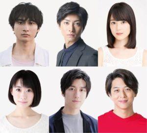 《四月是你的谎言》改编音乐剧 小关裕太、木村达成、生田绘梨花主演