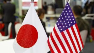 日本政府向国会提交日美贸易协定批准案