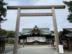 擅闯靖国神社的两名中国人被判有罪