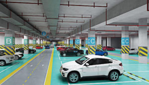 东京奥运期间赛场周围停车场将改为预约制