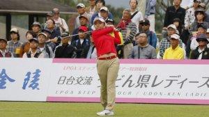 高尔夫》日台交流香川县共证赛,苏卡潘夺冠、蔡佩颖亚军